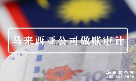 马来西亚公司做账审计