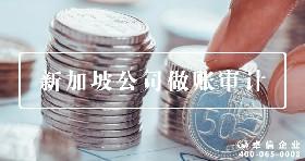 新加坡公司做账审计